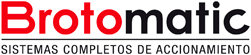 Brotomatic - Sistemas completos de accionamiento